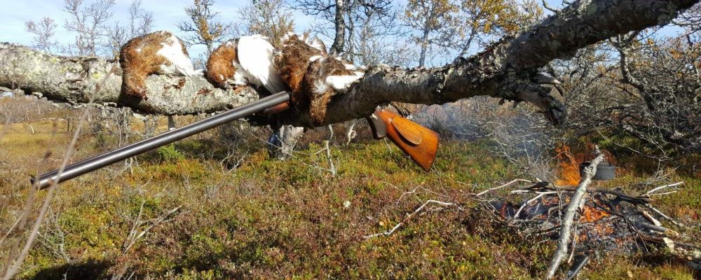 Hytteparadiset for jakt- og friluftsinteresserte