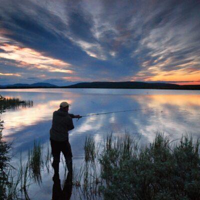 Fiskeeldorado med lange tradisjoner